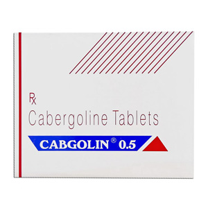 Cabergoline (Cabaser) in USA: low prices for Cabgolin 0.25 in USA