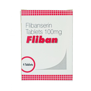 Flibanserin in USA: low prices for Fliban 100 in USA