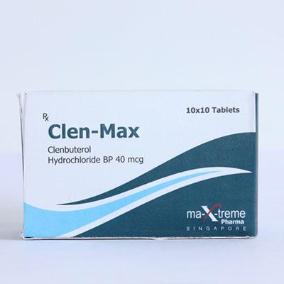 Pérdida de peso en España: precios bajos para Clen-Max en España