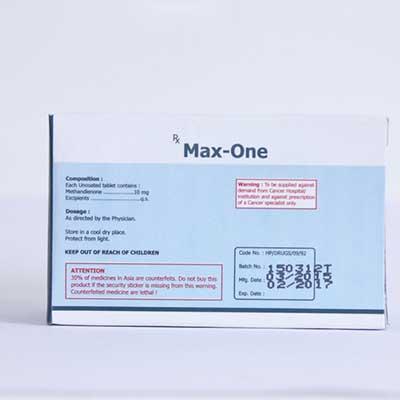 Esteroides orales en España: precios bajos para Max-One en España