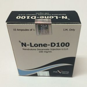 Nandrolone decanoate (Deca) in USA: low prices for N-Lone-D 100 in USA