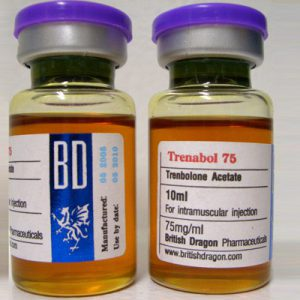 Trenbolone acetate in USA: low prices for Trenbolone-75 in USA