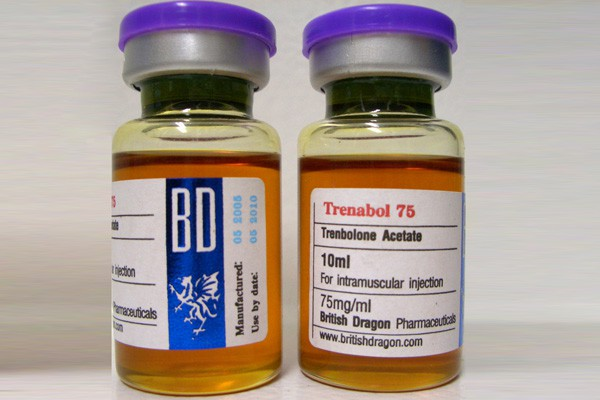 Esteroides inyectables en España: precios bajos para Trenbolone-75 en España