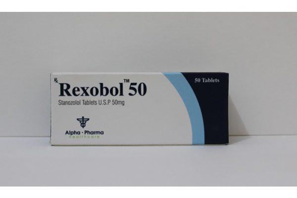 Esteroides orales en España: precios bajos para Rexobol-50 en España