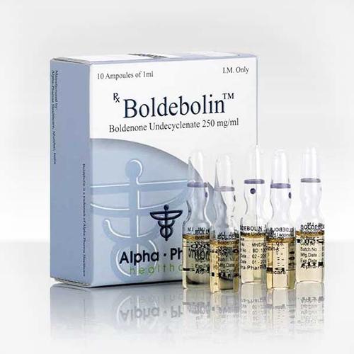 Esteroides inyectables en España: precios bajos para Boldebolin en España