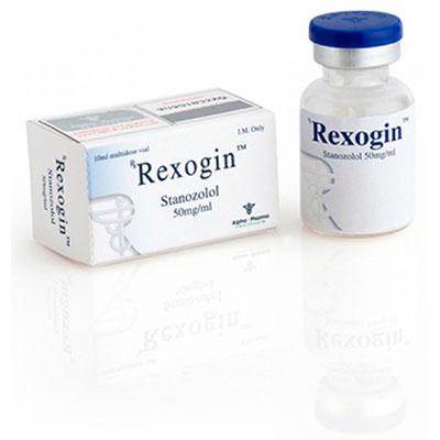 Esteroides inyectables en España: precios bajos para Rexogin (vial) en España