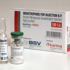 Human Growth Hormone (HGH) in USA: low prices for HMG 150IU (Humog 150) in USA