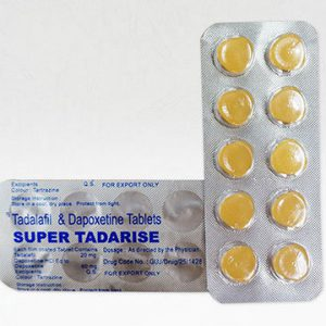 Tadalafil in USA: low prices for Cialis with Dapoxetine 60mg in USA