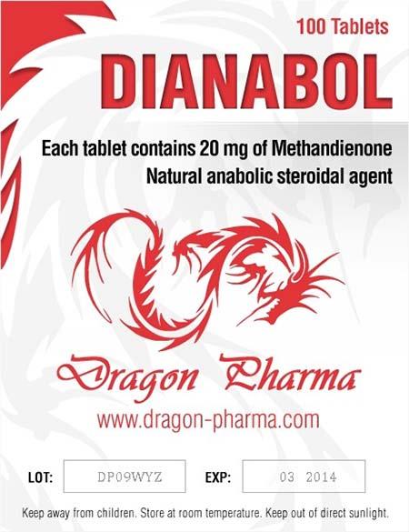 Esteroides orales en España: precios bajos para Dianabol 20 en España