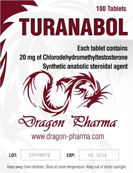 Esteroides orales en España: precios bajos para Turanabol en España