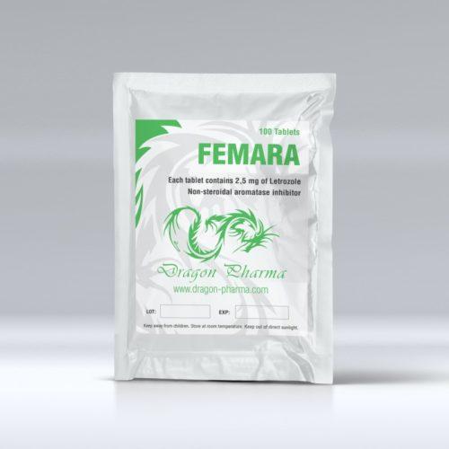 Esteroides orales en España: precios bajos para FEMARA 2.5 en España