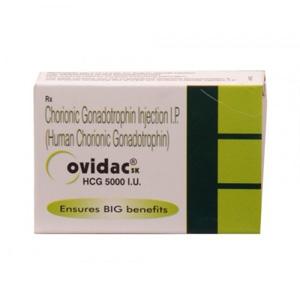 Hormonas y Péptidos en España: precios bajos para Ovidac 5000 IU en España