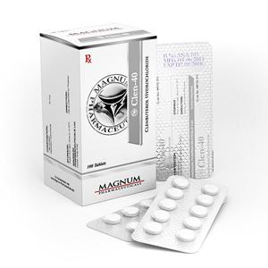 Pérdida de peso en España: precios bajos para Magnum Clen-40 en España