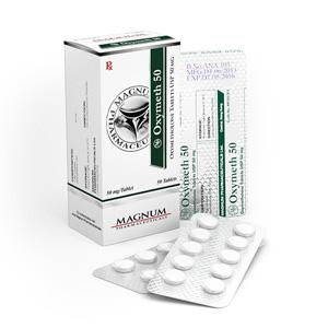 Esteroides orales en España: precios bajos para Magnum Oxymeth 50 en España
