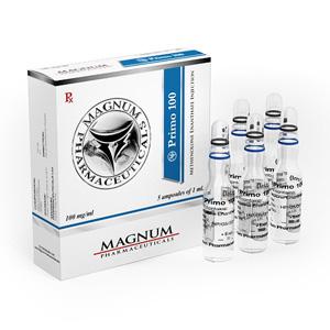 Esteroides inyectables en España: precios bajos para Magnum Primo 100 en España