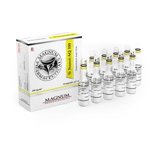 Esteroides inyectables en España: precios bajos para Magnum Stanol-AQ 100 en España