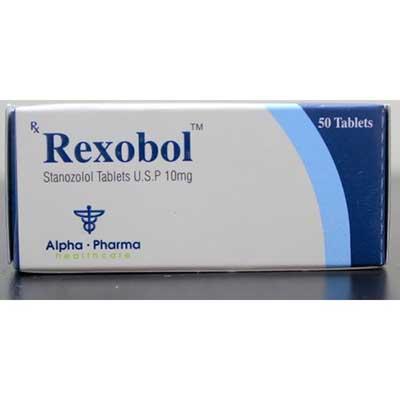 Esteroides orales en España: precios bajos para Rexobol-10 en España