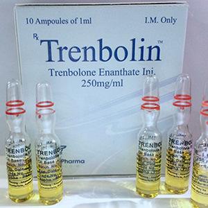 Esteroides inyectables en España: precios bajos para Trenbolin (ampoules) en España