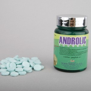 Esteroides orales en España: precios bajos para Androlic en España