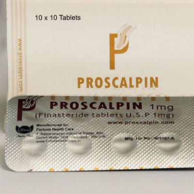 perdida de cabello en España: precios bajos para Proscalpin en España