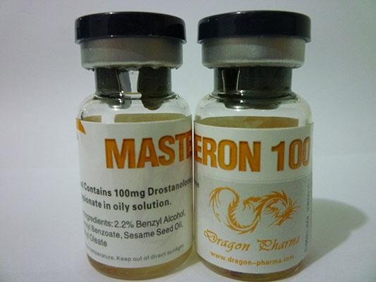 Esteroides inyectables en España: precios bajos para Masteron 100 en España