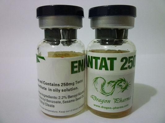Esteroides inyectables en España: precios bajos para Enanthat 250 en España