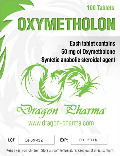 Esteroides orales en España: precios bajos para Oxymetholon en España