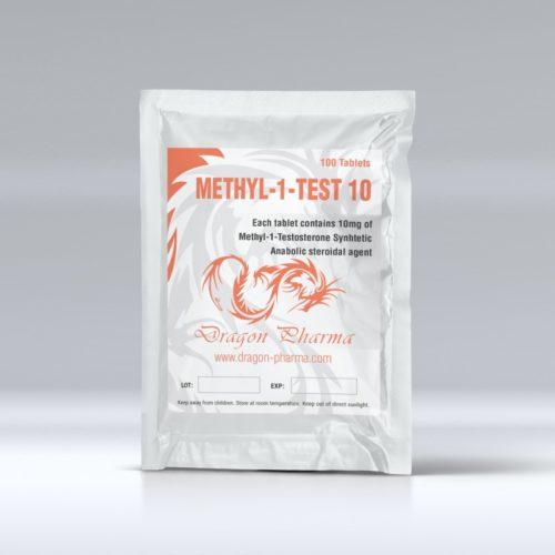 Esteroides orales en España: precios bajos para Methyl-1-Test 10 en España